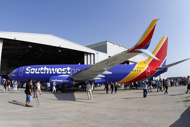 Ilyen a megújult Southwest Airlines