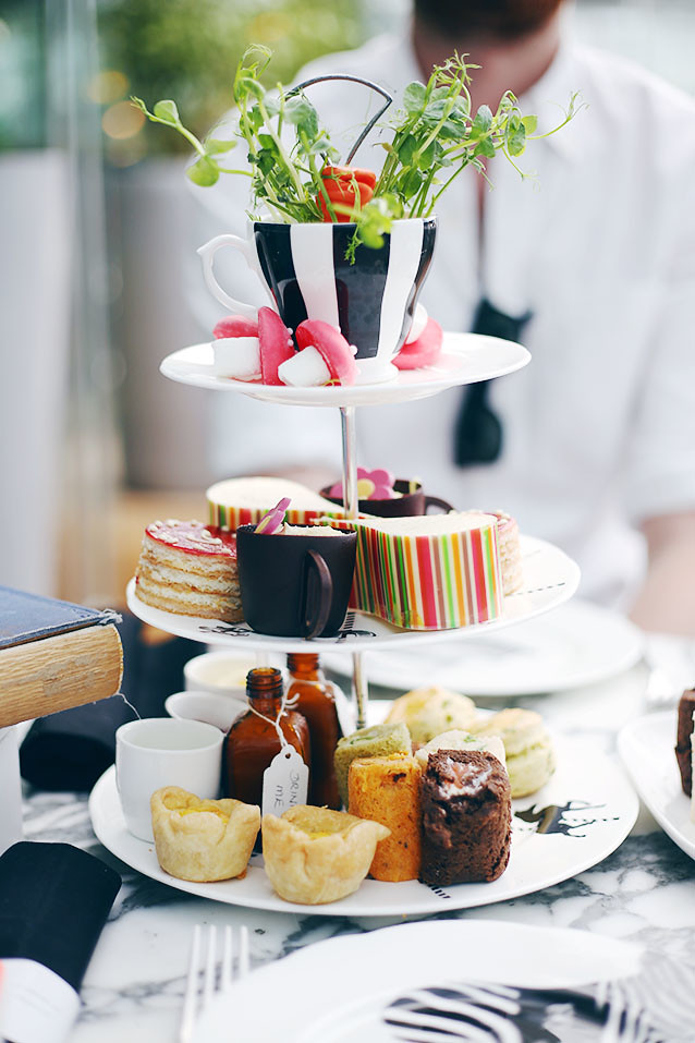 The Sanderson Afternoon Tea