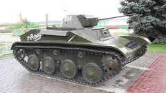 m113 armored personnel carrier(0.0), armored car(1.0), combat vehicle(1.0), military vehicle(1.0), weapon(1.0), vehicle(1.0), tank(1.0), self-propelled artillery(1.0), gun turret(1.0), churchill tank(1.0), land vehicle(1.0), military(1.0),