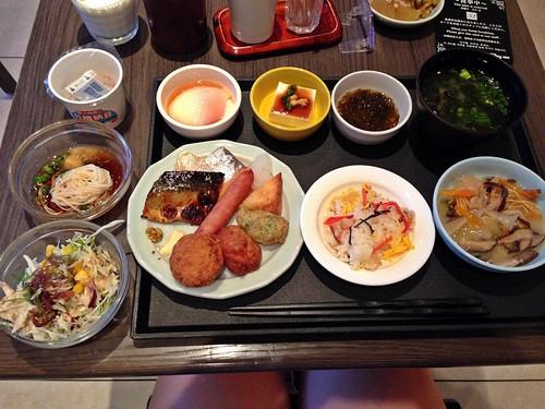 Dormy Nagasaki Breakfast