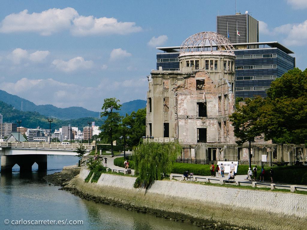 Bóveda de la bomba atómica - Hiroshima