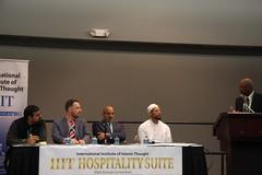 Imam Zayd Shakir and Panel