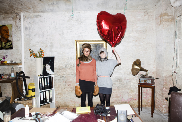 WE ARE BERLIN – A Group Exhibition presented by iHeartBerlin