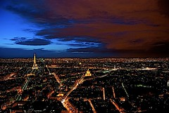 Nightlife at Paris