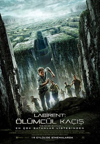 Labirent: Ölümcül Kaçış - The Maze Runner (2014)