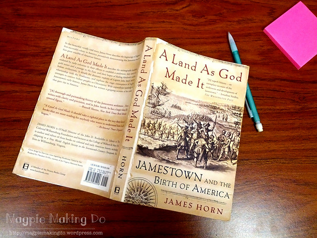 book review of a land as god made it by james horn The book reviews and literary ramblings of steven r mcevoy but for this one i made an exception 20 answers god - trent horn 20 answers islam.