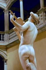 Cristoforo Stati aka Cristofano da Bracciano (1556-1619) - Orpheus (c1600) back left, colour and contrast adjusted