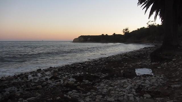 MVI_4829 refugio state beach wave video