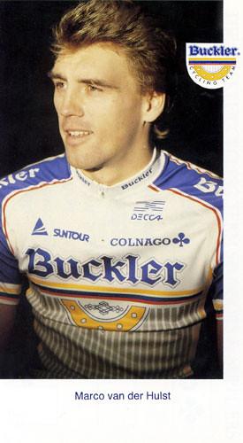 Marco van der Hulst 1990