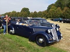 80 Jahre Citroen Traction Avant 2014 La Ferte-Vidame 429