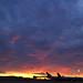 Early morning at London Gatwick (EGKK/LGW)