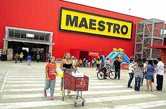 Peru's home improvement chain Maestro has changed hands