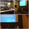 w/ @DuleHill at @salesforce hq 1st stop on his SF tech visit #buildupvc
