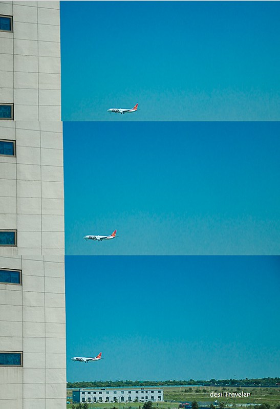 Airplanes Collage