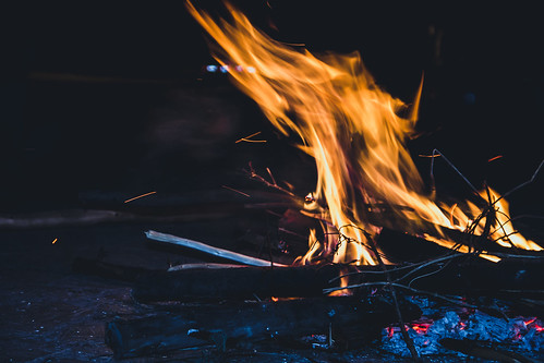 fire fuego fogata