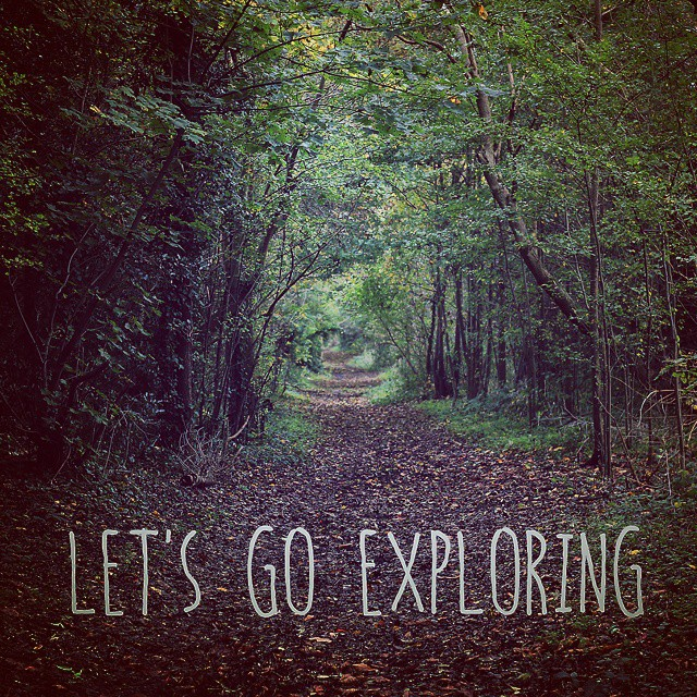 I'm so ready to go off and do some #autumn exploring. #landscape #nature