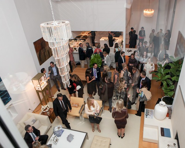 THE SOCIETY OF MEMORIAL SLOAN KETTERING CANCER CENTER'S 26th Annual Preview Party for THE INTERNATIONAL FINE ART & ANTIQUES SHOW-mosphere