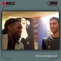 Prince Sefa-Boakye interviews Faisal AlKheriji, Suffolk Undergrad and Painter. Check out my latest @YouTube Interview w/ @faisalkheriji. To watch and read his story go to www.princesdailyjournal.com #princesdailyjournal #suffolklaw #suffolkuniversity #sau