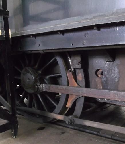 Rust brake block