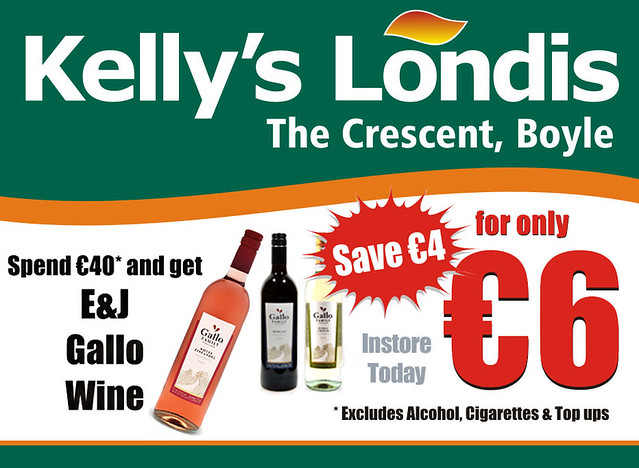 Kelly's Londis Gallo