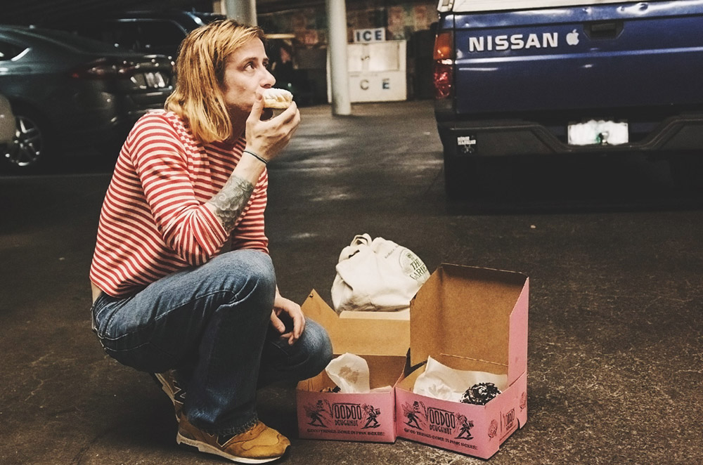 BTS: Christopher Owens