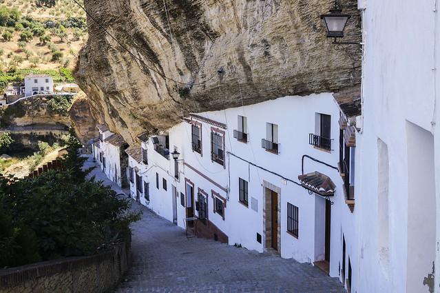 1. Setenil, Spain