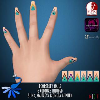 ZcZ Pemberley Nails