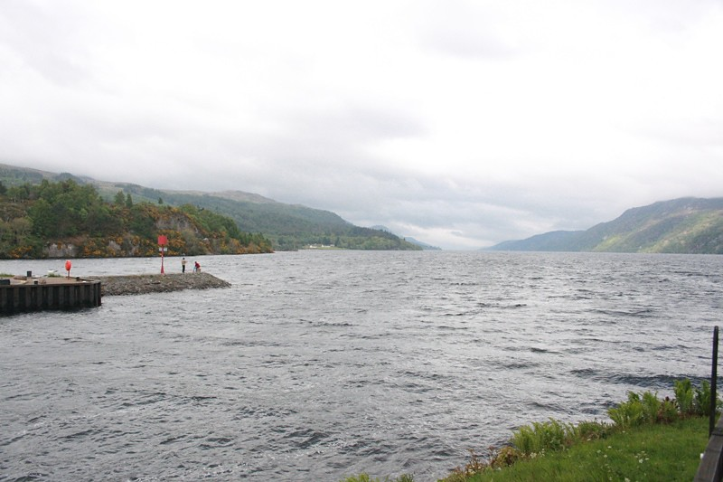 Fort Augustus and the Caledonian Canal (105)