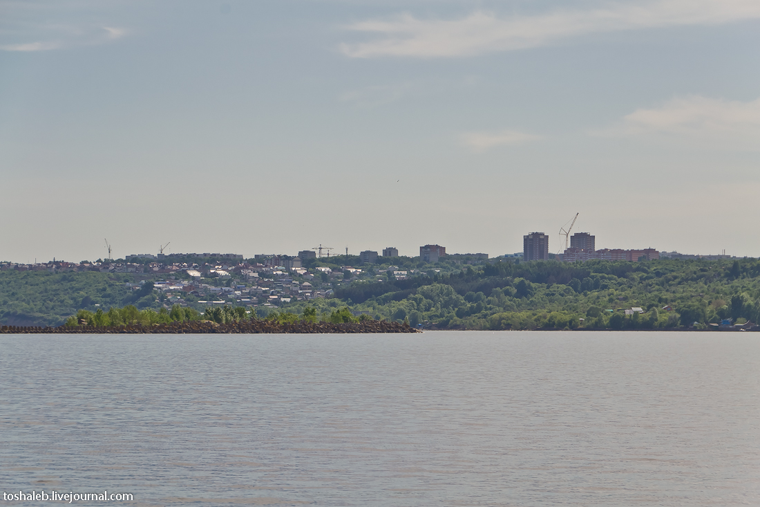 Куйбышевское водохранилище-75