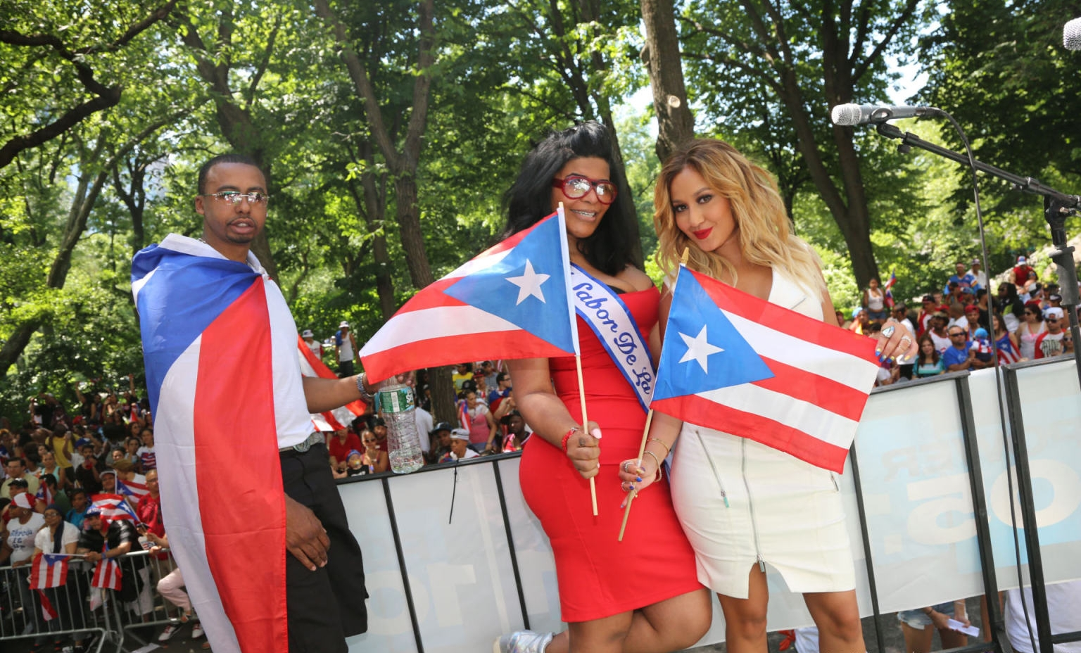 The fat puerto rican girls are not