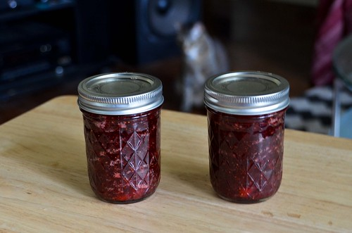 Small Batch Strawberry Vanilla Jam