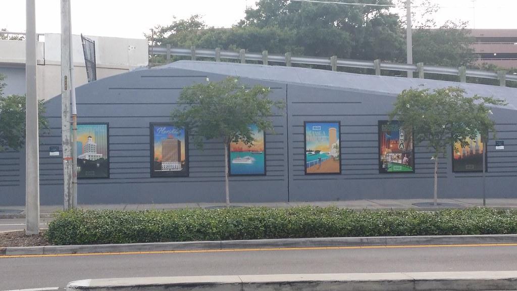 Tampa 39 s urban murals skyscrapercity for City of tampa mural