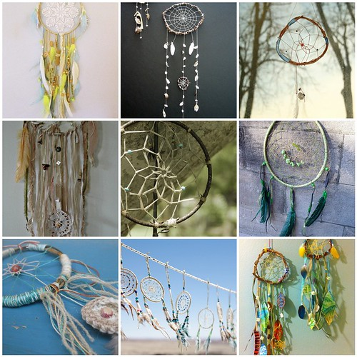Friday Funspiration: Dream Catchers