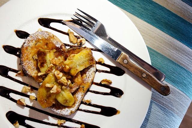 Yummy brunch at Andes BYO - Aman Suria - big breakfast, scotch eggs, french toast-013
