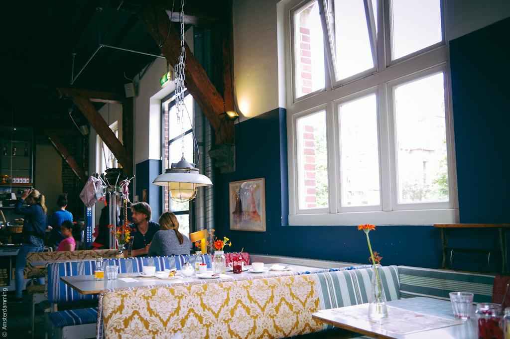 Amsterdam, Westerpark, Bakkerswinkel