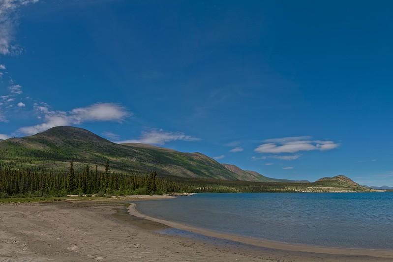 Kusawa Lake - Yukon