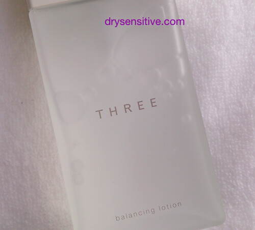 three lotion