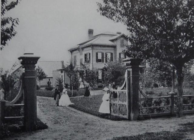 Chapman, Autobiography, birthplace, Summer 1864