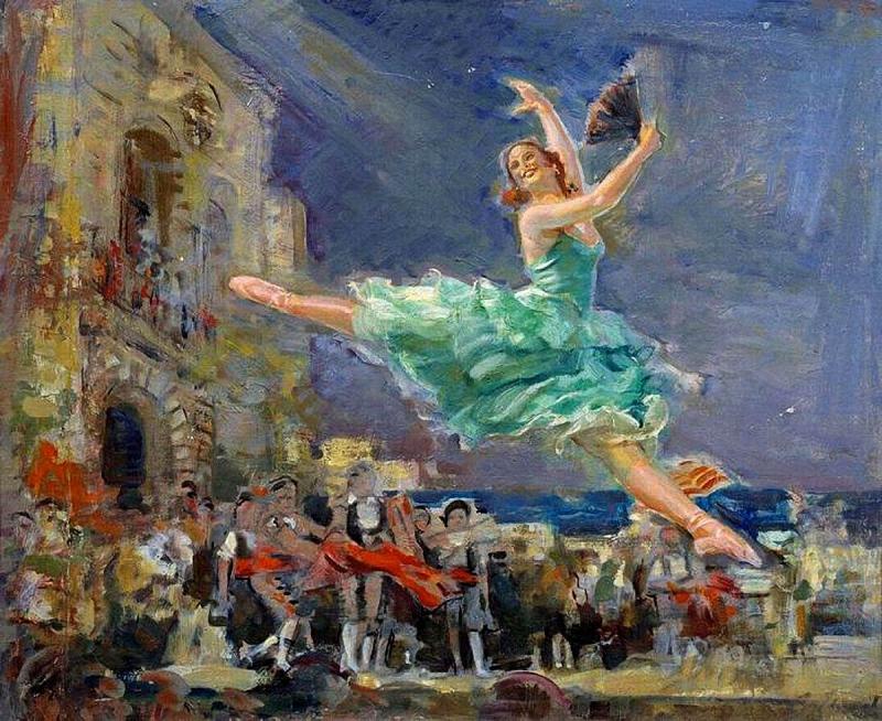 20世纪俄罗斯绘画杰作19
