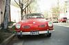 Vintage Volkswagen Cabrio
