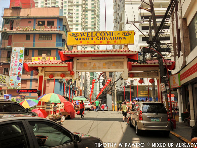 Asia - Philippines - Manila - Binondo - Welcome to Manila Chinatown