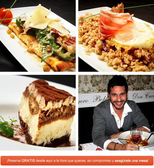 Restaurante La Mafia te da de comer, mejor italiano de Sevilla