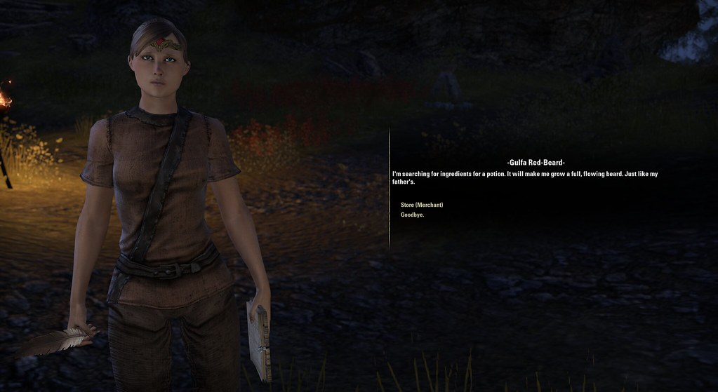 how to join different servers in eso megaservers