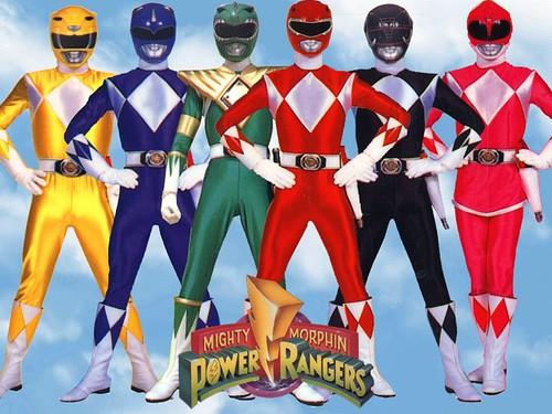 140716(2) -『雷神索爾、X戰警第一戰、星際爭霸戰』3大編導打造電影《金剛戰士 Mighty Morphin Power Rangers》新片!
