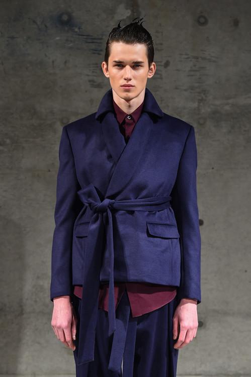 Yulian Antukh(Antuh)3050_FW14 Tokyo Sise(Fashion Press)
