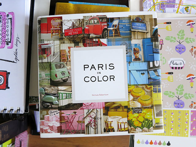 Paris in Color photo book