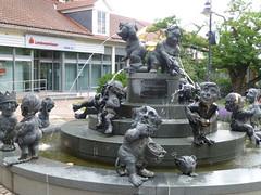 Der Jungbrunnen in Bad Harzburg