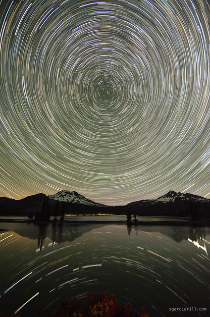 Sparks lake bullseye