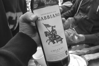 Stern Grove 2014 - Gabbiano 2012 Chianti