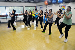 zumba, performing arts, entertainment, dance, person, physical exercise, choreography,